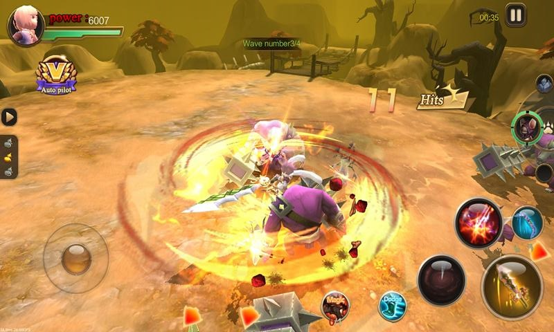 Download Game Demon Hunter Mod Apk Offline Wihosxalu